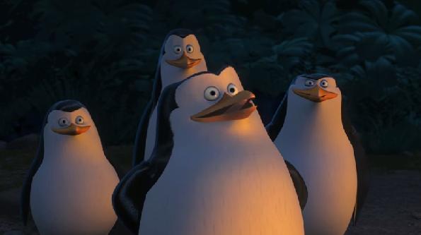 los pinguinos de madagascar trailer y sinopsis