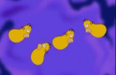 los simpson evolución homer