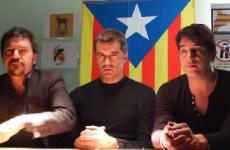 reunion clandestina del frente de liberacion de catalunya