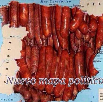 nuevo mapa politico