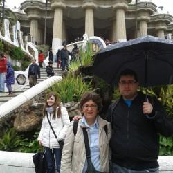 el mejor SEO de España con su madre