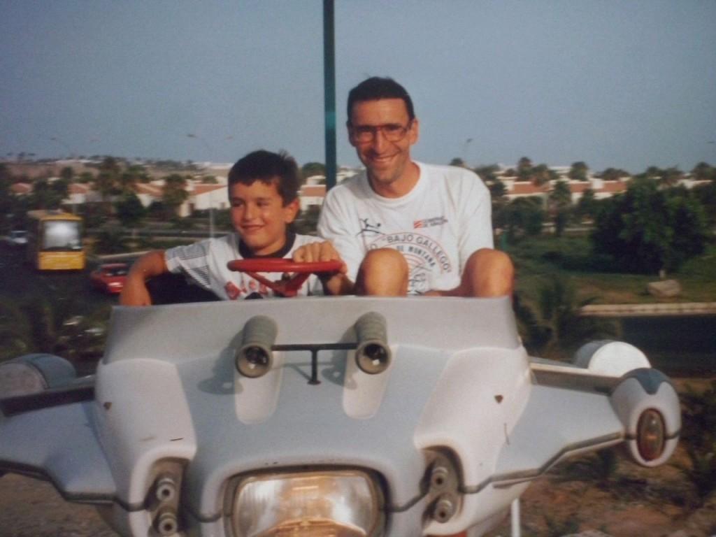 el mejor SEO de España con su papi